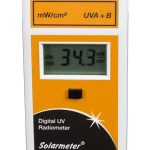 Solarmeter® Model 5.0 Standard UVA+B Meter-0