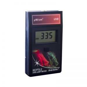 Solarmeter® Model 6.2R Reptile UVB Lamp Meter