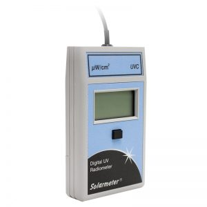 Solarmeter® Model 8.0-RP UVC Meter With Remote Probe-290