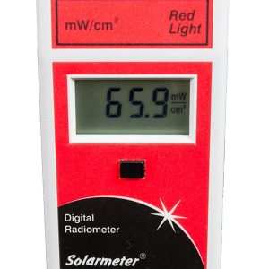 Solarmeter® Model 9.6 Visible Red Light Meter-0