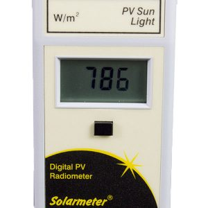 Solarmeter Model 10.0 Global Solar Power Meter W/m²