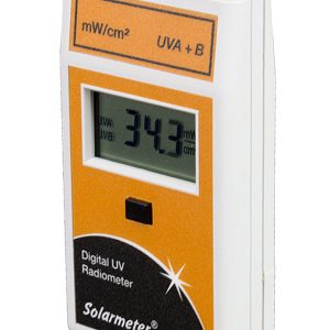 Solarmeter Model 5.0 Total UV (A+B) Meter mW/cm²