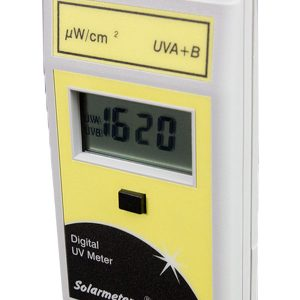 Solarmeter Model 5.7 Total UV (A+B) Meter µW/cm²