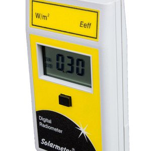 Solarmeter Model 7.5 UV Erythemally Effective Meter (Eeff) W/m²