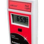 Solarmeter Model 9.6 Visible Red Light Meter mW/cm²