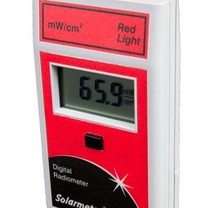 Solarmeter Model 9.6 Visible Red Light Meter mW/cm²